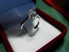 18Κ gold Ring with Brilliant - 18K Χρυσό Δαχτυλίδι με Μπριγιάν