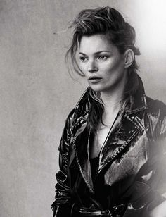 Kate Moss Connects Deeply In Vogue Italia January 2015 By PeterLindbergh - 3 Sensual Fashion Editorials | Art Exhibits - Women's Fashion & Lifestyle News From Anne of Carversville