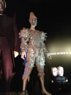 V&A: 'David Bowie Is' Exhibition