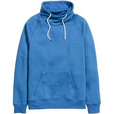 Sweatshirt 24,99 ❤ liked on Polyvore featuring tops, hoodies, sweatshirts, blue top and blue sweatshirt