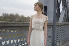 Limor Rosen New bridal collection Diana dress