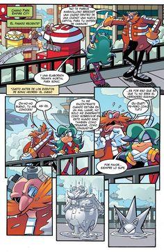 [Aporte] Archie Comics: Sonic the Hedgehog #270 en Español - Taringa!