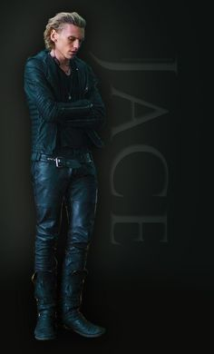 """Jace Wayland---   """".......If you wanted me to rip my clothes off, you should have just asked."""""""
