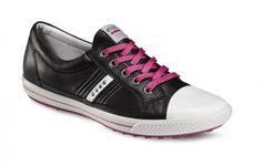 Ecco golf shoes - so cute!