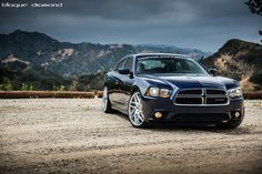 Blaque Diamond BD-3 | 2013 Dodge Charger