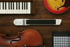 This New Instrument Can Transform into a Piano, Guitar, Violin, or the Drums
