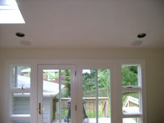 Surround Sound Rear In Ceiling Speakers. Ceiling Speakers, Surround Sound, House Music, Audio, Windows, In Ceiling Speakers, Ramen, Window
