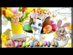 Osterhase jetzt beginnt die, ich versteck die EierPhaseIch wünsche dir fröhliche Ostern  - YouTube