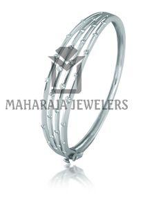 Custom Wedding Bracelet in Houston  #DiamondBracelets #Bracelets #Houston #Jewelry #Diamond