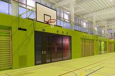 Sports Centre Neumatt, Strengelbach, 2015 - Evolution Design