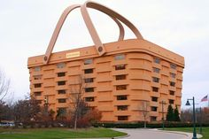 Attention eccentric millionaires: You could own a seven-storey building shaped…