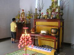 buddhist altars in the home | Buddhist altar | Flickr - Photo Sharing!