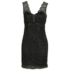 Review Bella Black Lace Cocktail Dress