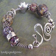 hodgepodgerie.com Twilight Sea Bangle