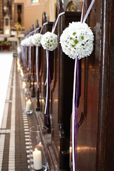 The flower arrangements for church wedding planning process you'll want to be well aware of how rapidly costs accumulate. Gypsophila Wedding, Wedding Pews, Fall Wedding, Church Aisle Decorations, Pew Decorations, Wedding Flower Packages, Wedding Flowers, Red And White Weddings, Tiffany Wedding