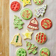 """""""The Best"""" Sugar Cookies"""