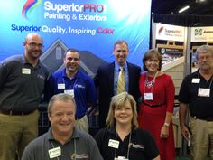 Dale Cardwell of TrustDale.com with the SuperiorPro team.