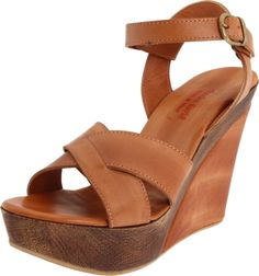 happy wedge sandal | charles david