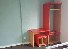 YHA Hostels Auckland - Custom Install #wardrobe #storage #bfg www.bfg.co.nz