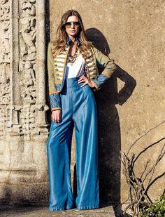 Ponto Moda: O poder de um casaco - swallow