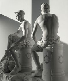 Carrara Marble Sculptures