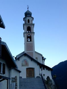 San Martino - Pedenosso, Val di Dentro     (Sondrio)