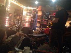 Jebibadang (제비다방) is a cafe/ bar that hosts live music performances.   http://chincha.co.uk/2014/02/5-sweet-spots-in-sangsu/