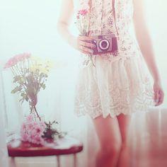 """Always seeing something, never seeing nothing, being photographer"" by Chaulafanita [www.juliadavilalampe.com]"