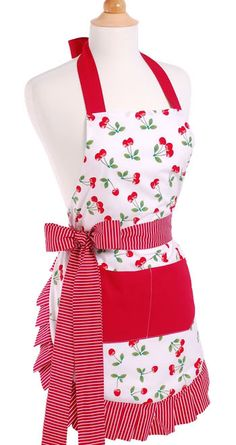 Flirty Aprons: Bring Fashion Into the Kitchen! {Review and Giveaway}