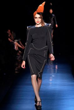 Jean Paul Gaultier Fall 2010 Couture Collection Photos - Vogue
