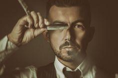 Luca Gattel/ Improvised Portrait