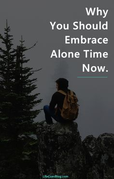 Alone-time can actually be the most productive time of your day. Here's how...