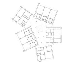 Image 12 of 21 from gallery of Familienzentrum im Steinpark Kindergarten / nbundm. Ground Floor Plan
