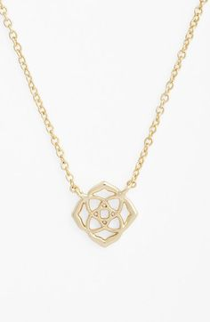 Kendra Scott 'Decklyn' Pendant Necklace available at #Nordstrom