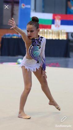 rhythmic gymnastic leotard