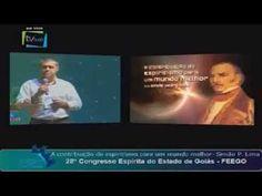 Simão Pedro - A contribuição do Espiritismo para um mundo melhor - 28º Congresso Espírita Goias