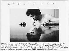 Duane Michals, Narcissus.
