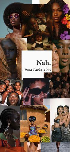 Black Aesthetic Wallpaper, Black Girl Aesthetic, Brown Aesthetic, Aesthetic Wallpapers, Black Love Art, Black Girl Art, Black Is Beautiful, Black Girl Magic, Black Girls Power