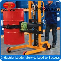 chinacoal03 Oil Drum Pallet Truck Oil Drum Pallet Truck Electric Pallet Truck Pallet Truck  Specifications: Rated lifting capacity(kg): 350 Lifting height (mm): 1500 Overall dimensions: 1190*890*200 Self weight: 280kg