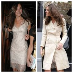Dress repeat - left 2005 and right at Laura Parker-Bowles wedding in 2006. 28d16db52