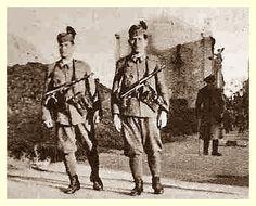 Hungarian Military Police Patrol