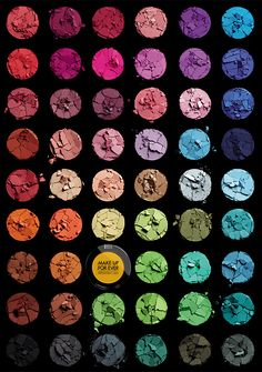 Make Up For Ever Artist Shadow For Fall 2014