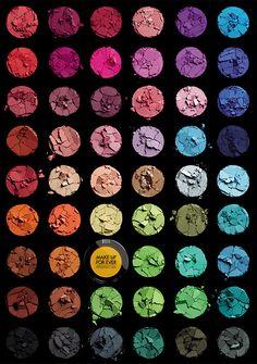 Make Up For Ever Artist Shadows