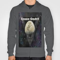 Feeling a little spacey today Hoody by DuckyB (Brandi) - $38.00