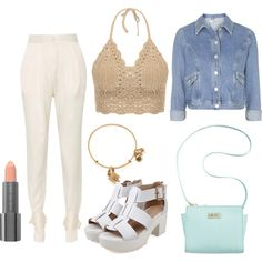 britt robertson by paluna on Polyvore featuring moda, Topshop, Vionnet, Marc Fisher, Alex and Ani and Easy Spirit