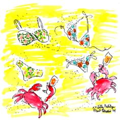 Skinny dipping, champagne, first class tickets… what do they all have in common? Better with a friend. #Lilly5x5