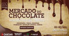 Mercado do Chocolate em Cascais este fim de semana - Ipressjournal e11b050dc670e
