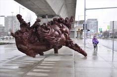 Javier Marín Vancouver Biennale - Bienal de Vancouver |  2009-2011 | Vancouver, Canadá