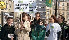 Cent trente organisations de la société civile se mobilisent contre les OGM
