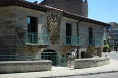Casa do Escudo. Verín. (Ourense). Galicia. Spain. Spain, Mansions, House Styles, Home Decor, Still Life, Houses, Coat Of Arms, Exhibitions, Tourism